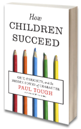 "Mentoring Matters: Paul Tough's ""How Children Succeed"""