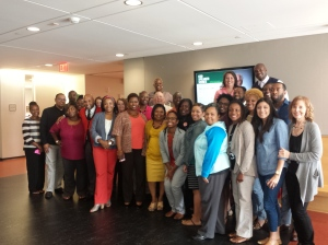 Communities in Schools team in North Carolina
