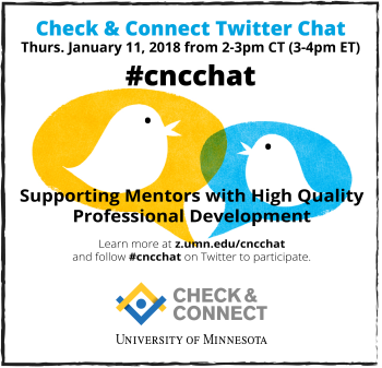 Use hashtag #cncchat on our Twitter Chat